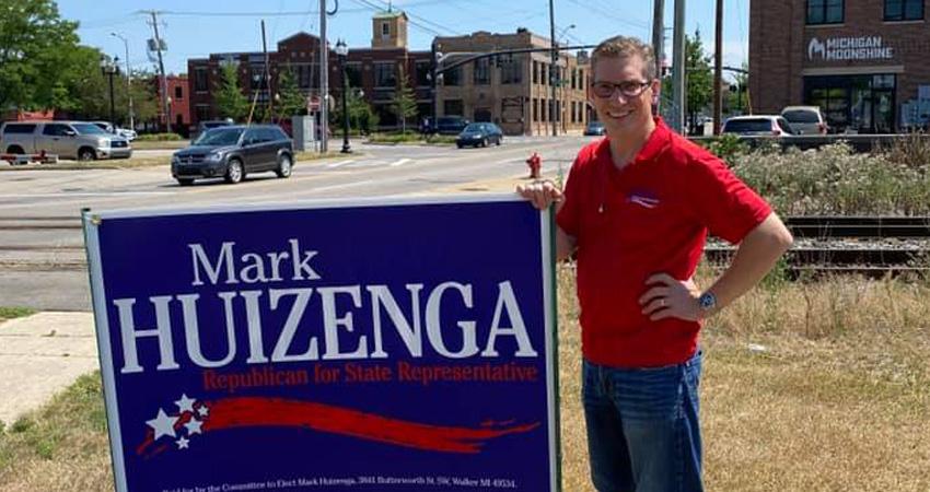 Mark Huizenga
